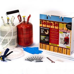 Secure Set Spray Foam – Free Shipping